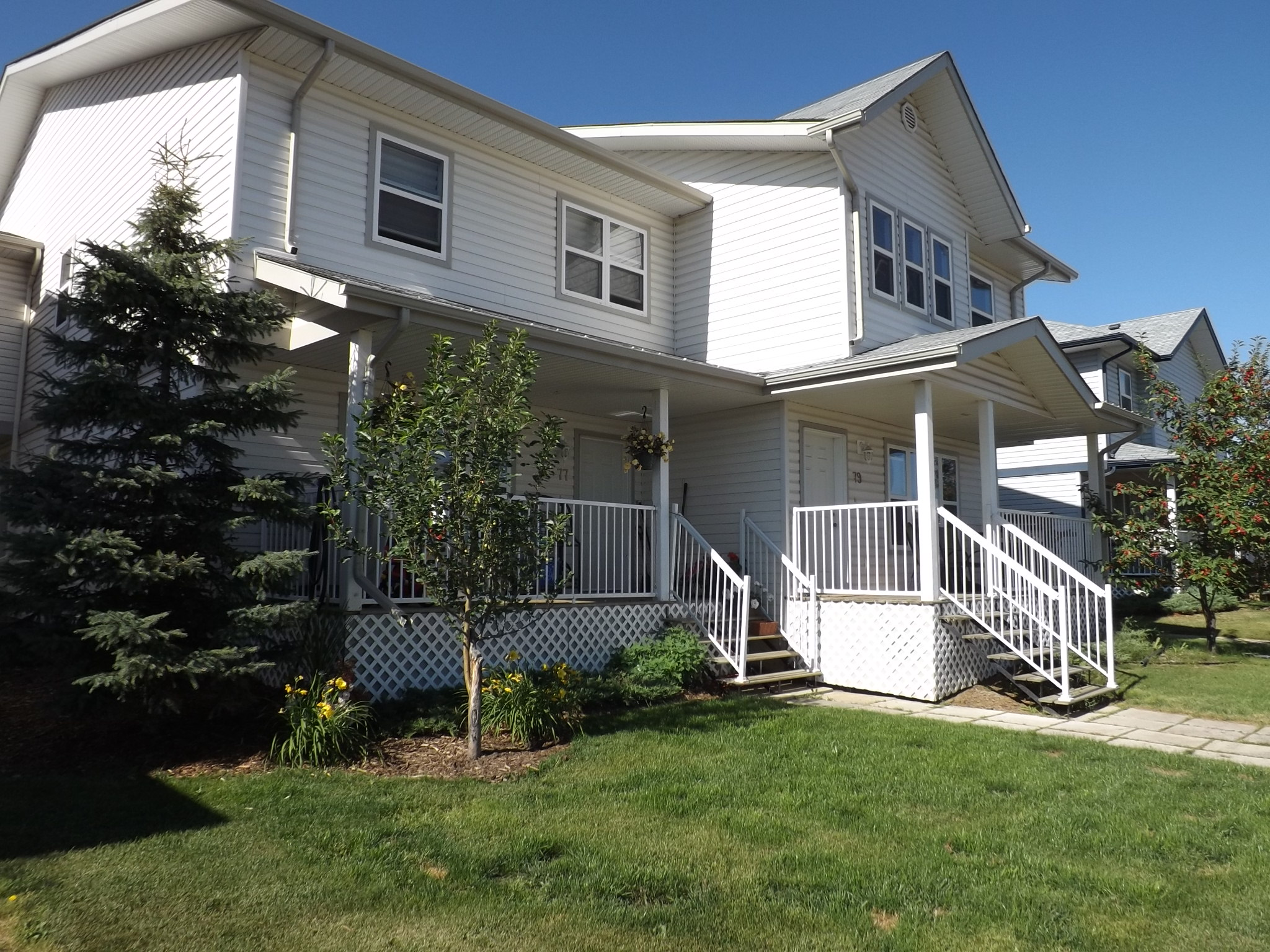 This is an example of a property located in Fort McMurray, Alberta where the Reserve Fund Study has been completed by Delta Appraisal Corporation