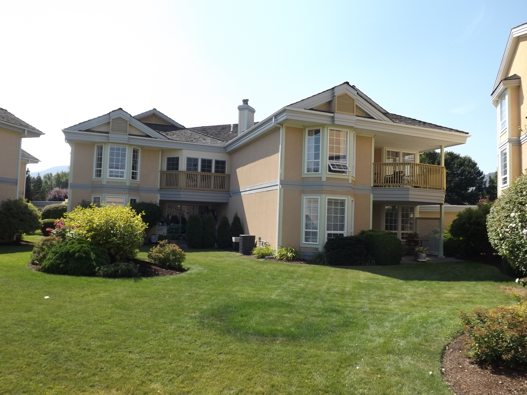 This is an example of a property located in Penticton, British Columbia - Depreciation Report was completed by Delta Appraisal Corporation