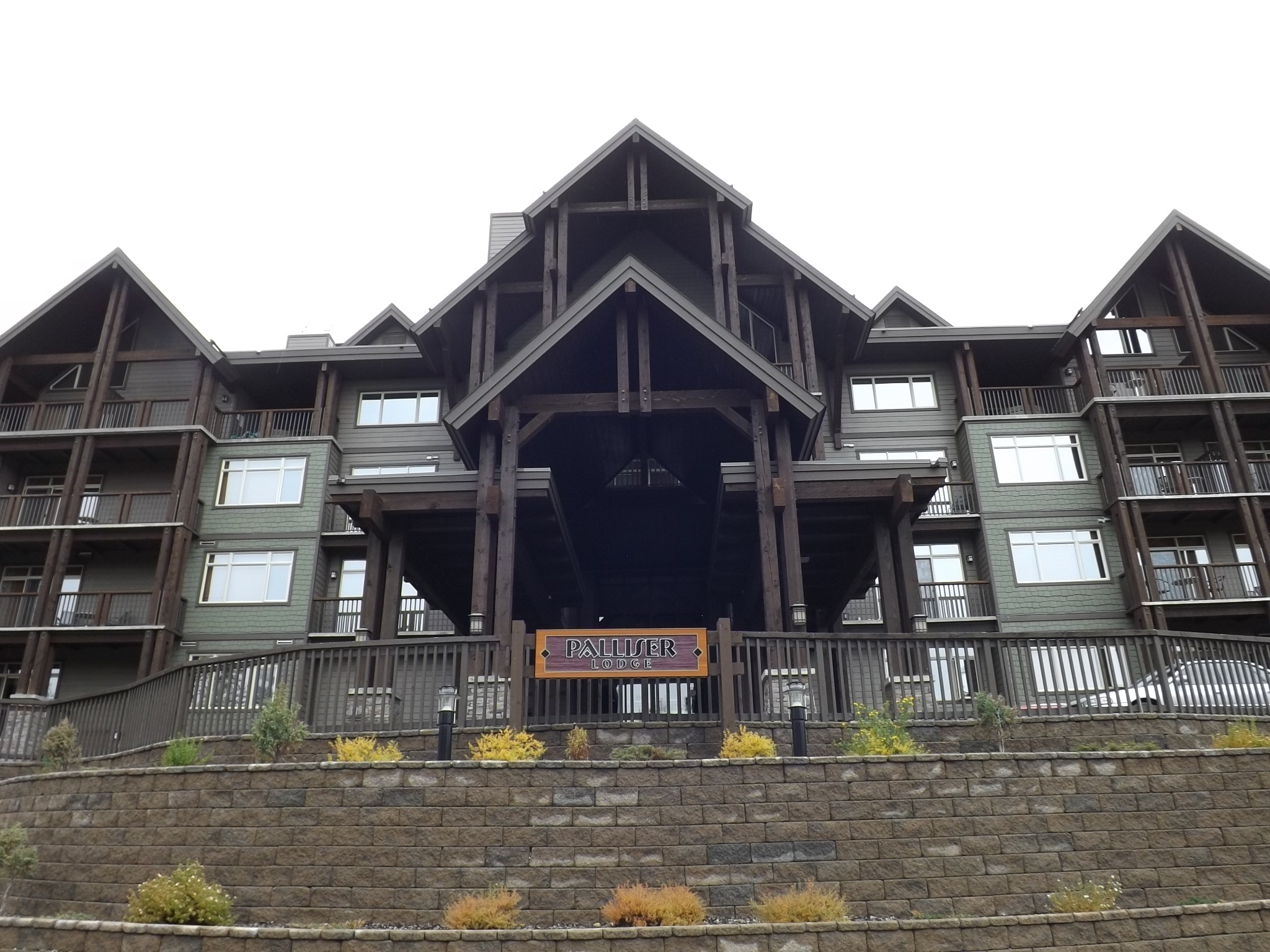 This is an example of a property located in Kicking Horse Resort, British Columbia whose Depreciation Report has been completed by Delta Appraisal Corporation