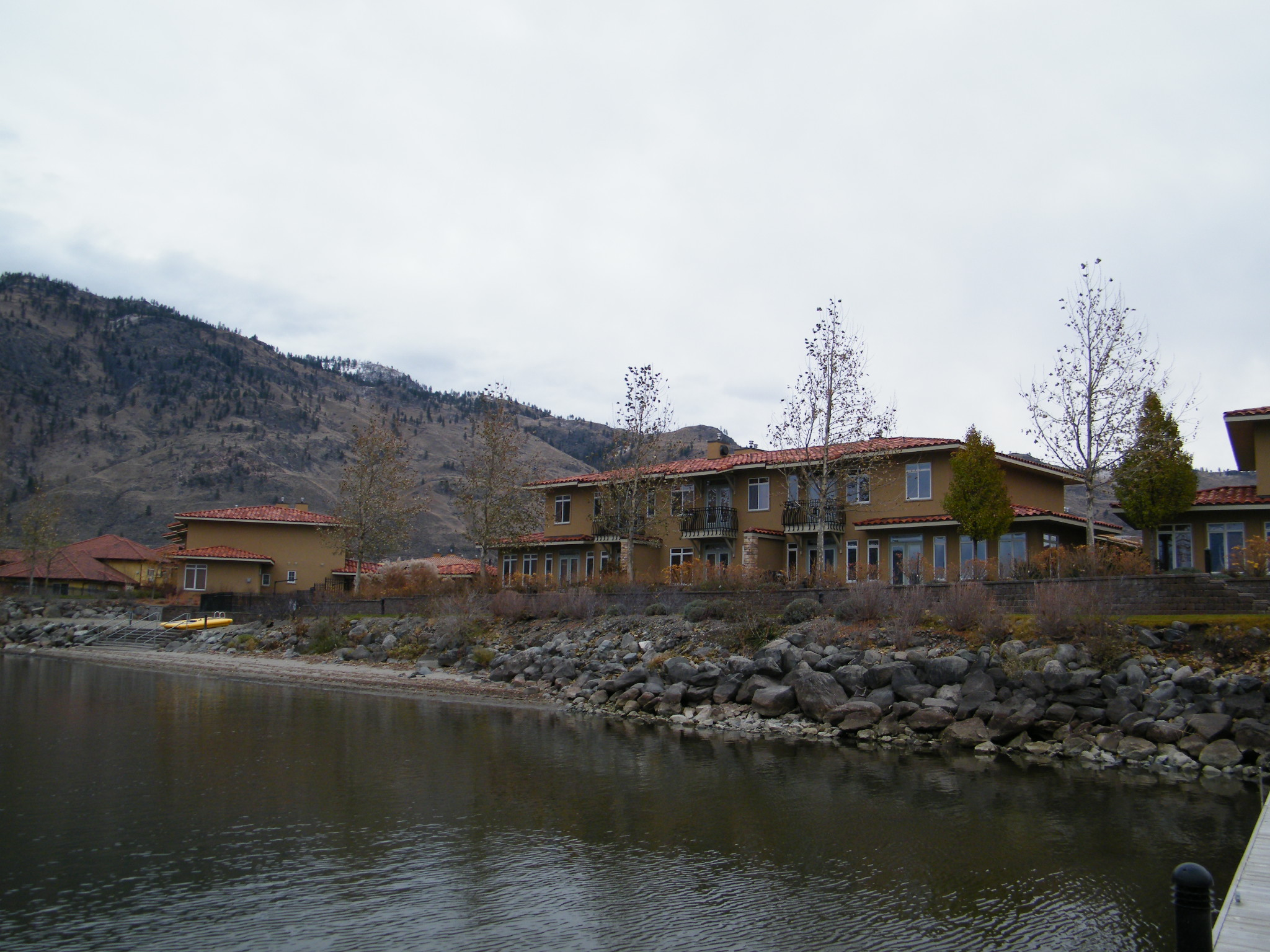 This is an example of a property located in Osoyoos, British Columbia - Depreciation Report has been completed by Delta Appraisal Corporation