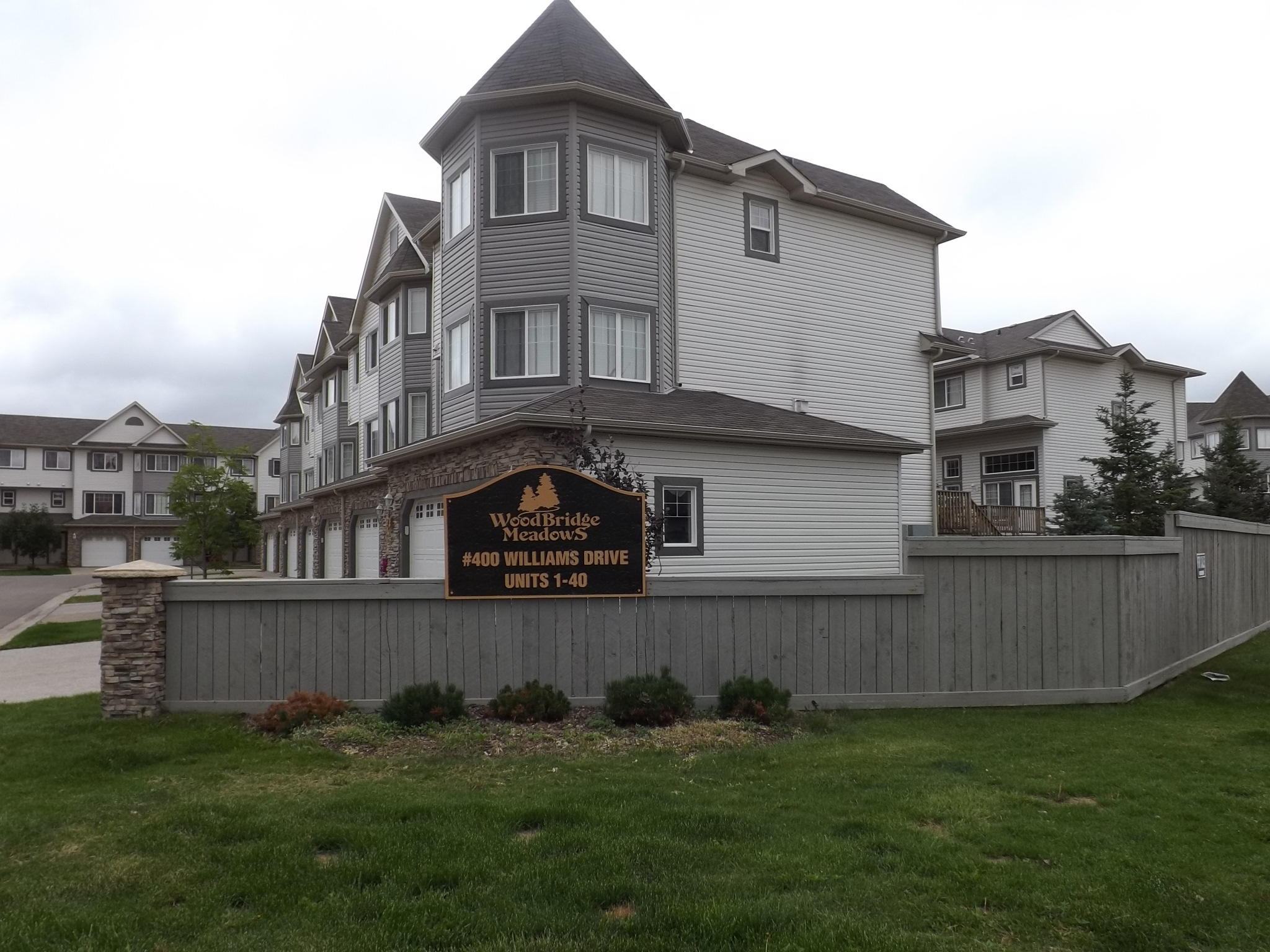This is an example of a property located in Fort McMurray, Alberta whose Reserve Fund Study has been completed by Delta Appraisal Corporation