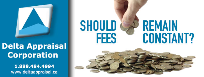 Should fees remain constant?